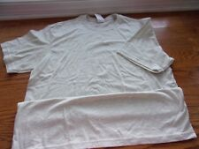 Fayettechill Men's Cotton T-Shirt (Pack of 5) Blank - Slate - Made in the USA