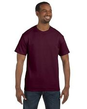NEW Gildan Mens Heavy Cotton Shortsleeve T-shirt multicolor Tee S-5XL G500-G5000