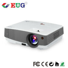 LCD LED Projector HD Multimedia Home Theater 1080p Wedding Party Game HDMI Gift