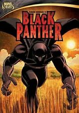 Marvel Knights Black Panther 0826663122831 With Djimon Hounsou DVD Region 1