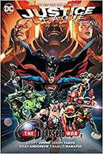 Justice League HC Vol 8 Darkseid War Part 2, Johns, Geoff, New Book
