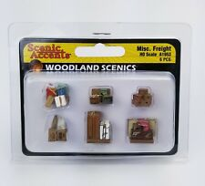 Woodland Scenics - Misc Freight - Scenic Accents - Ho - A1953