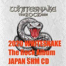 2020 WHITESNAKE The Rock Album JAPAN SHM CD
