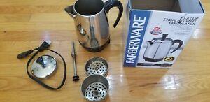 Farberware Model FCP280 Percolator. For Parts