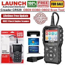 LAUNCH CR529 EOBD OBD2 Engine Universal Car Code Reader Scanner Diagnostic Tool