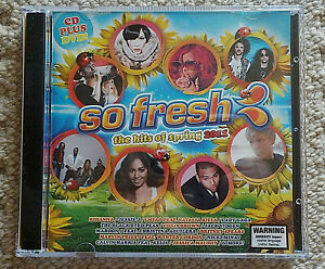 So Fresh - The Hits Of Spring 2011 - CD+DVD COMPILATION [USED - VGC]
