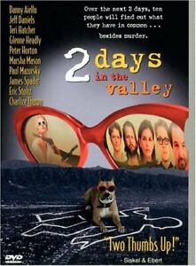 Like New WS DVD 2 Days in the Valley 1997 Teri Hatcher Jeff Daniels