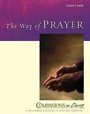 The Way of Prayer, Leaders Guide (Companions in Christ)