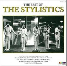 STYLISTICS - THE BEST OF CD ~ GREATEST HITS ~ SOUL R&B *NEW*