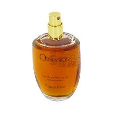 OBSESSION Women Calvin Klein 3.3 oz EDP eau de parfum Women's Perfume Tester 3.4