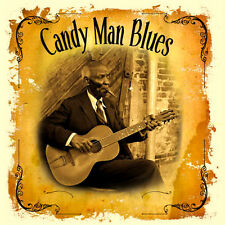 CANDY MAN BLUES ~ NEW AND SEALED 2 CD SET 40 VINTAGE AMERICAN BLUES SONGS