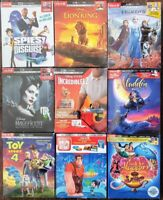 🔥NEW 🔥 TARGET EXCLUSIVE DISNEY MARVEL 4K + BLURAY + DIGITAL MOVIES + STORYBOOK