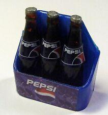3D Miniature Pepsi bottles Dollhouse Food Drink Soda Cola fridge magnets