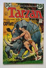 Tarzan  #212 (DC 9/72) FN/VF+ Joe Kubert-c/a. 'The Captive!'/Nice!!!!