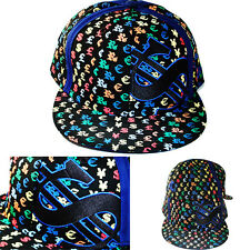 New Era Money All Over 5950 Fitted Hat Sublimated Multi Color Money Logo Cap
