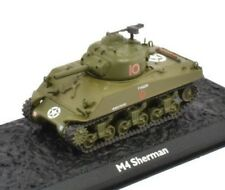 Atlas Editions - M4 Sherman Tank Diecast