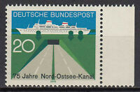 628 postfrisch Rand rechts Seitenrand BRD Bund Deutschland Briefmarke 1970