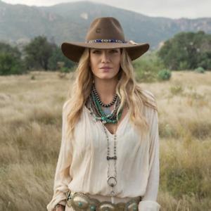 Charlie 1 Horse Acorn Felt Western Hat - Gypsy