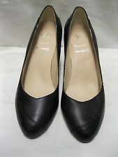 Clarks Wide (E) Cuban Heel Shoes for Women