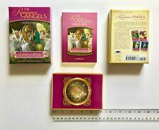 The Romance Angels Oracle Cards deck & GUIDEBOOK original OOP by Doreen Virtue