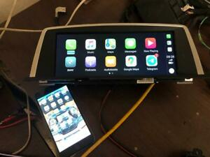 BMW OEM F10 F11 NBT ID6 EVO CarPlay Multimedia system set