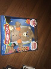 NIB Teddy Ruxpin 2017 EXCLUSIVE BOOK EDITION Animated Bluetooth LCD Eyes Reads