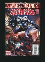 War of Kings Ascension #1, Variant Cover, High Grade