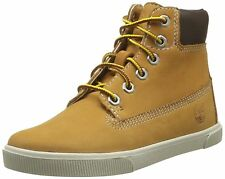 Timberland Kinder Boots A11VM GROVETON  EK 6In Lace/Zip Nubuk Wheat Gr. 34