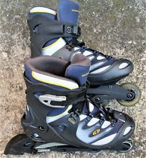 Herren Inline-Skates Salomon Gr. 46 1/3 UK 11,5 Inliner
