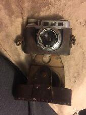 W. Voss, Ulm, Germany RARE Vintage  35mm Camera w/Schneider - Kreuznach Lens