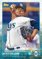 2015 TOPPS BASEBALL CARD - PICK / CHOOSE YOUR CARDS