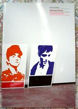 More details for manic street preachers forever delayed tour programme new 2002
