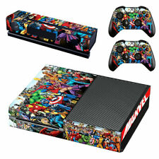 Regular Xbox one Controllers Skins Decal Sticker Vinyl Marvel Comic Super Hero