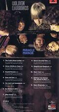 """Golden Earring (Golden Earrings) """"Miracle Mirror"""" Ihr 3. Werk! Von 1968! Neue CD"""