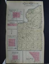 Illinois, Ogle County Map, 1912 Marion Township S1