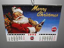 Coca Cola Kalender 1996 Sammlungsauflösung