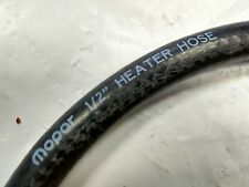 "Genuine MOPAR OEM 1/2"" Heater Hose x 6'  Foot Lengths 2936388 NOS 1/2 INCH"