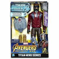 Marvel Avengers Action Figure Infinity War Titan Hero Series Star-Lord