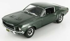 Greenlight 1/18 Ford USA Mustang GT390 Coupe 1968 Bullit Steve Mcqueen 13615