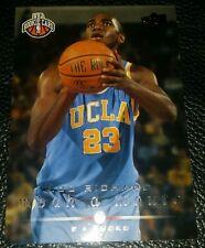 2008-09 UPPER DECK LUC RICHARD MBAH A MOUTE MILWAUKEE BUCKS NBA ROOKIE CARD #247