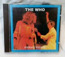 CD - The Who - Pinball Wizard - live at Capitol Centre Dez. 1973 RSC 007 CD (A37