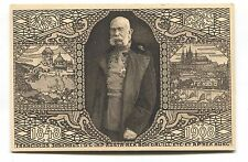 Austria-Hungary - Emperor Franz Josef 60th Jubilee postcard from 1908