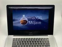APPLE MACBOOK PRO 17 MACOS 10.14 MOJAVE ULTRA UPGRADE 8GB RAM 1TB SSD WARRANTY