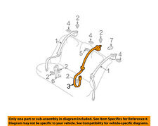 TOYOTA OEM 02-06 Camry Rear Seat Belt-Center Middle 73480AA090B1