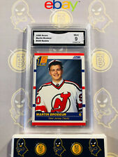 1990 Score Martin Brodeur #439 Rookie - 9 MINT GMA Graded Devils NHL Hockey Card