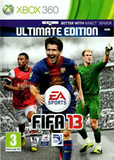 Fifa 13 Ultimate Edition (Xbox 360) - Free Postage - with manual