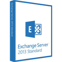 Exchange Server 2013 Standard Product Key