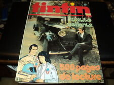 RARE! ALBUM COMPLET TINTIN N°6 (regroupant 10 revues) - 588 PAGES - 1973