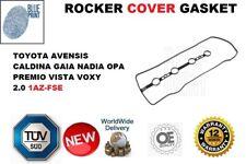 FOR TOYOTA AVENSIS CALDINA GALA NADIA OPA PREMIO VISTA VOXY ROCKER COVER GASKET