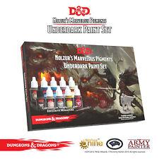 The Army Painter BNIB D&D Underdark Paint Set APWP75004